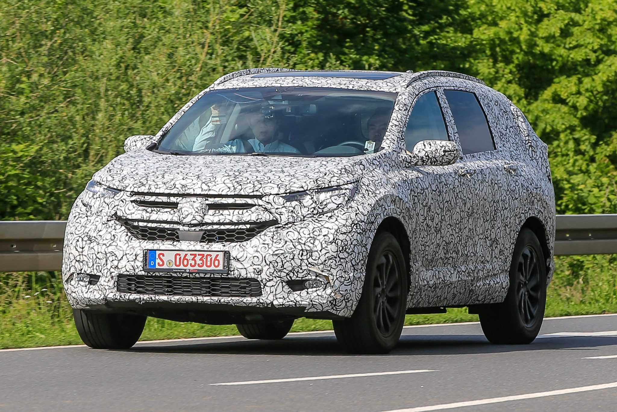 A Dynamic Honda CR-V Is Heading To Stores Next Year