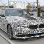 2017 BMW 5 Series Upgraded with Semi-Autonomous Tech