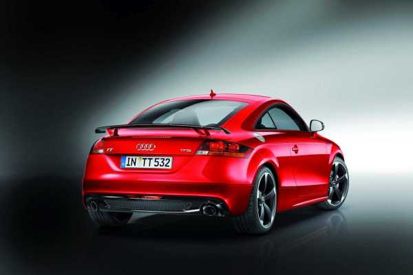 Audi TT S Line Competition With a Sport Package