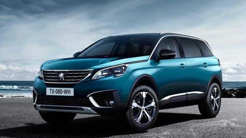 Brand New Peugeot 5008