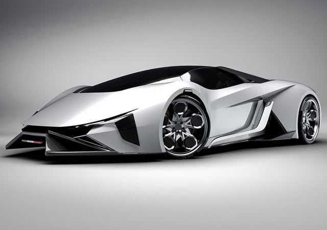 Lamborghini Working on its Own Hypercar