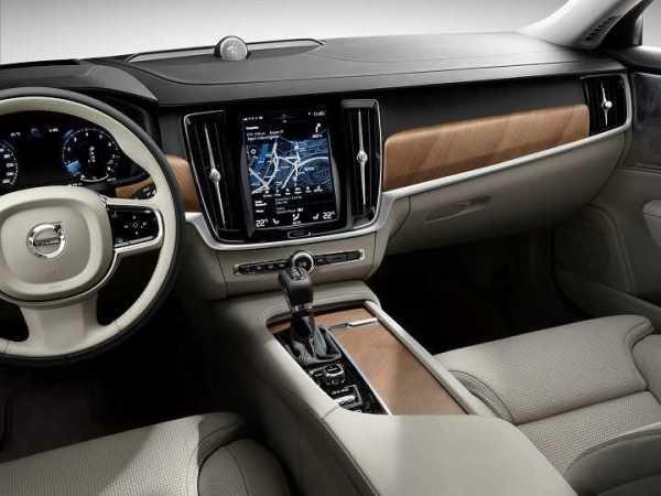 S90 Volvo Interiors
