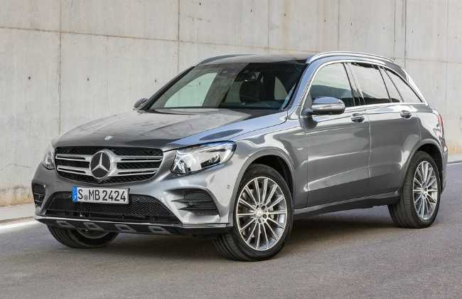 Mercedes-Benz GLC Prices to Be Slashed Further In India