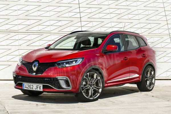 RenaultSport to Expand SUV Lineup