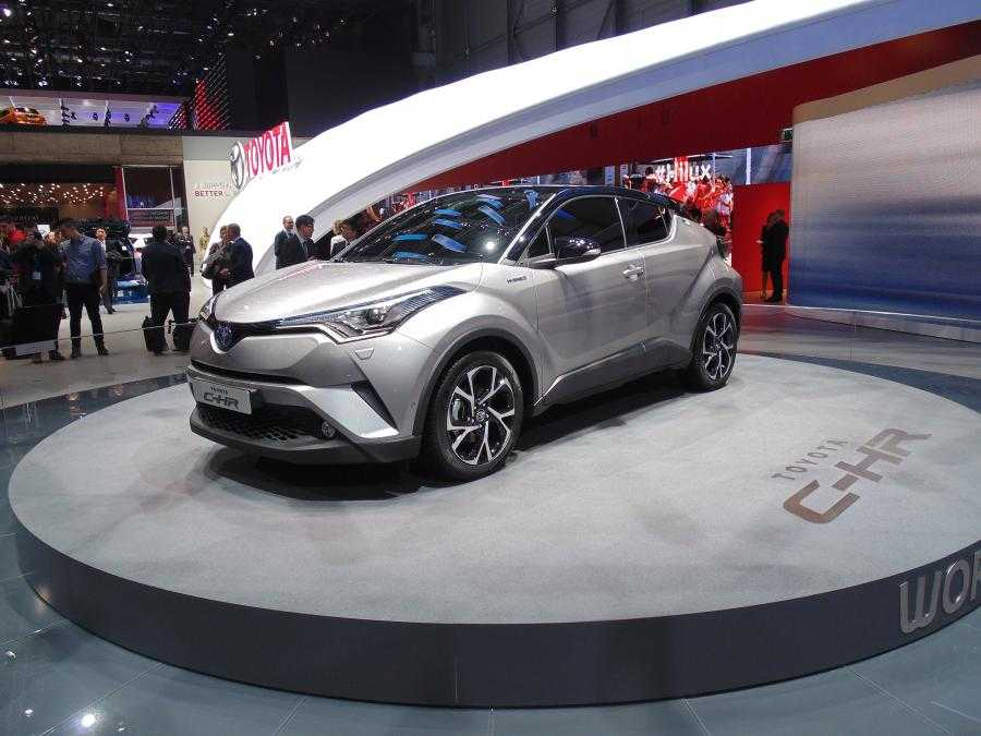 Toyota C-HR Base Model Priced at £20,995, Other Trimlines Detailed