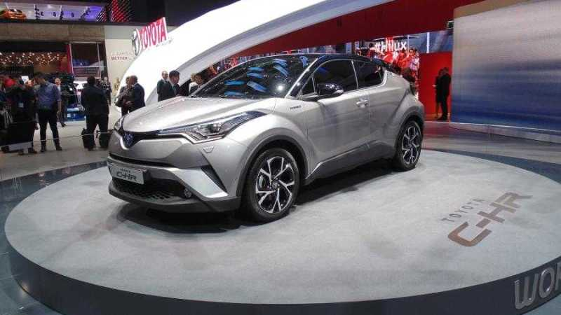Toyota C-HR Base Model