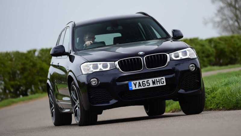 BMW Launch Electric X3 SUV
