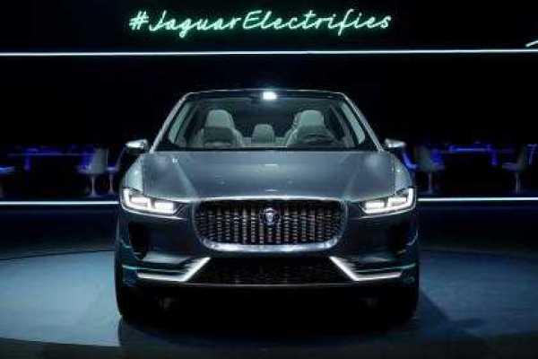 Jaguar Electric I-Pace