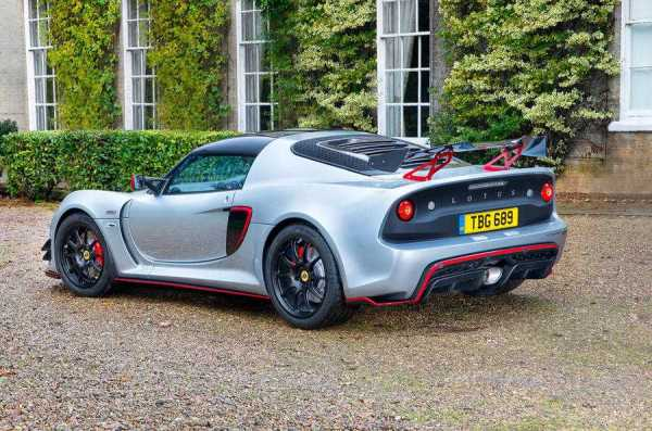 Lotus Exige Sport 380 Launched