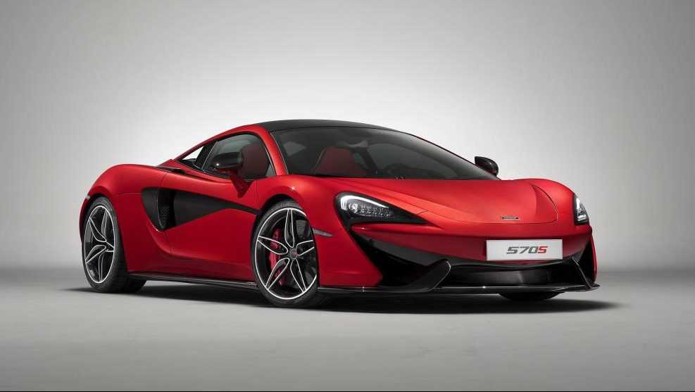 McLaren 570s Design Edition Models Revealed, More of Looks than Specs