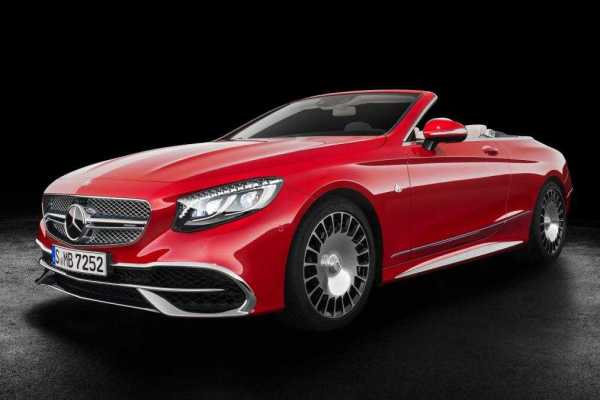 Mercedes Maybach S650 Luxury
