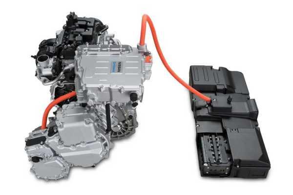 Nissan Hybrid System e-Power