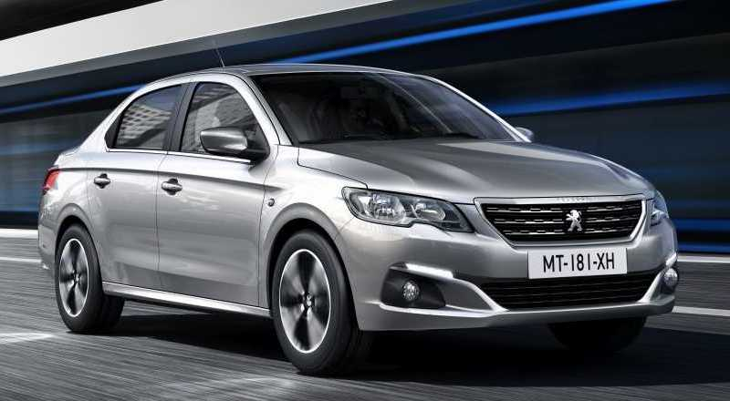 Peugeot 301 Facelifted Edition