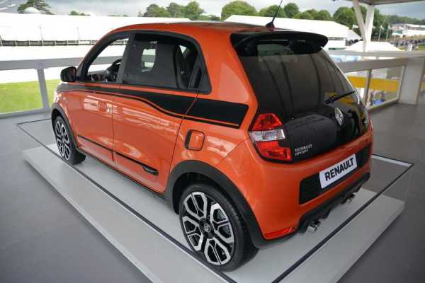 Renault Twingo GT Revealed