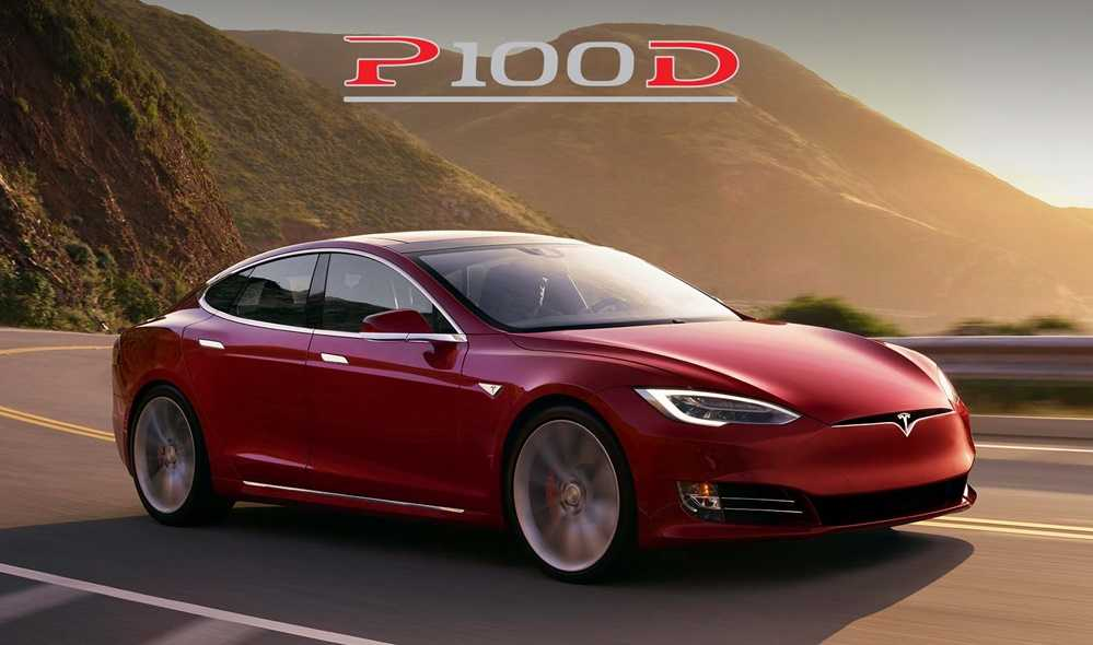 Tesla Announces More Powerful Model S and X P100D Editions