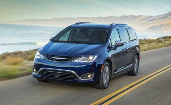 2017 Chrysler Pacifica at CES 2017