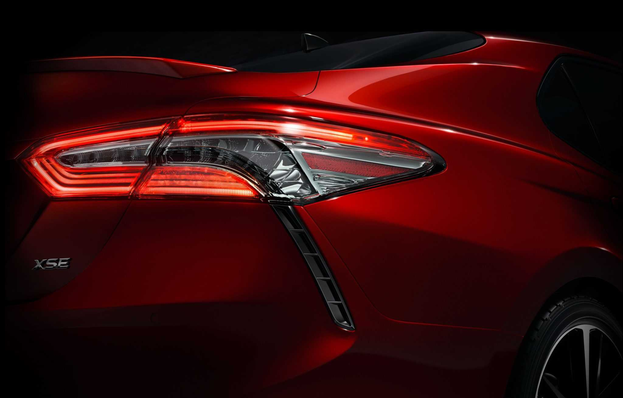 2018 Toyota Camry to Be Unveiled at the Detroit Motor Show
