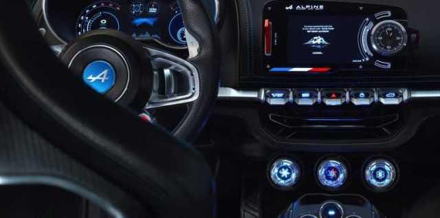 Alpine A120 Limited Edition
