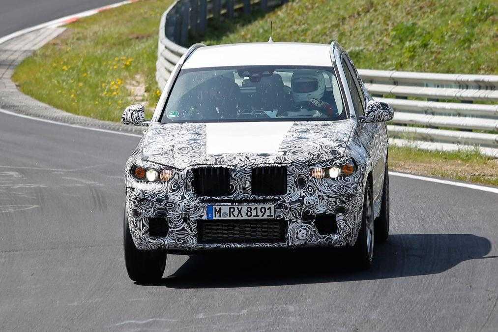 BMW X3 M Revealed in Spy Photos, New Spec Details Emerge