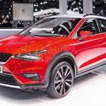 SEAT Arona SUV is Coming in 2017, Take Design Cues from Ibiza