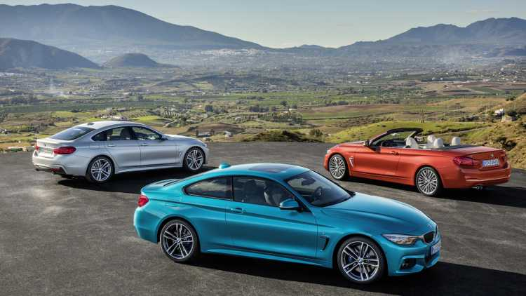 BMW 4 Series Cars in the US Get Interesting Updates in 2018