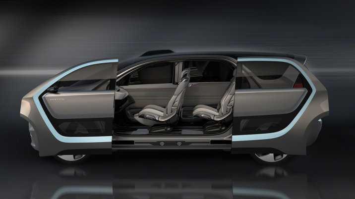 Chrysler Portal Concept at CES