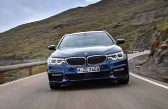 2017 BMW 5 Series Touring – First Drive Experience and Impressions