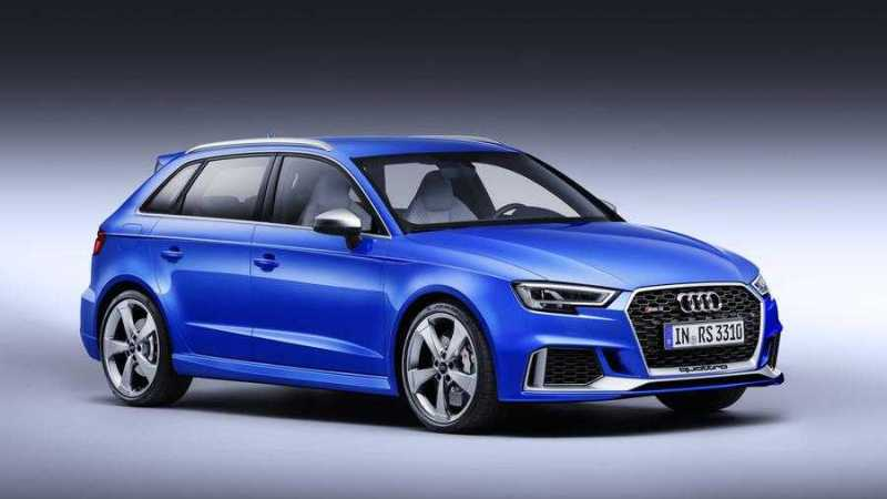 Audi RS3 2017 Edition