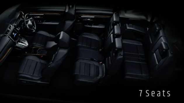 2017 Honda CR-V 7-Seater