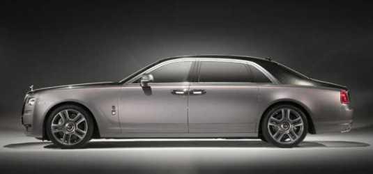 Rolls Royce Ghost Elegance