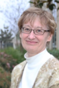 Brenda Meyer, water scientist at Western Municipal Water District.