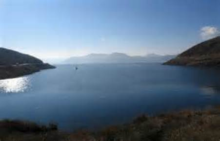 Diamond Valley Lake is a man-made reservoir located near Hemet, California. It is one of Southern California's largest reservoirs.