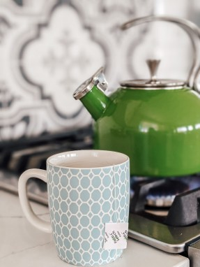 Tea with Kettle