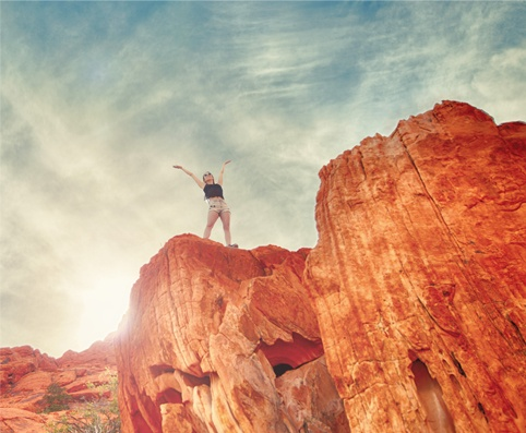 How to Achieve Your Goals in Four Easy Steps
