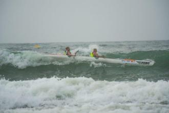 Marine Surfski Series race eight 5
