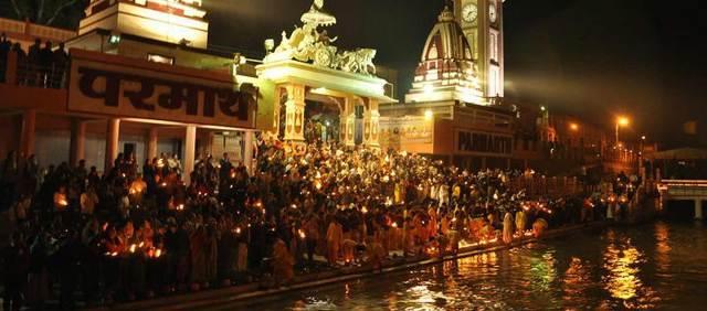 Call of the Ganga