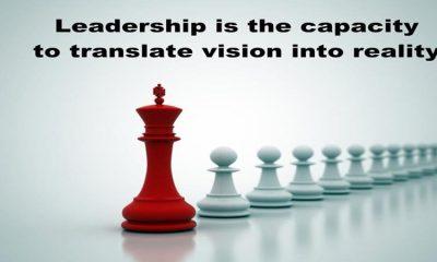 Inspirational Leadership status
