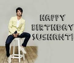 #Sushant_singh_Rajput birthday status