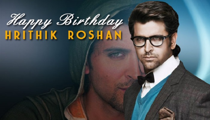 Hritik Roshan Birthday status for WhatsApp