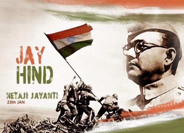 Subhash Chandra Bose Jayanti images