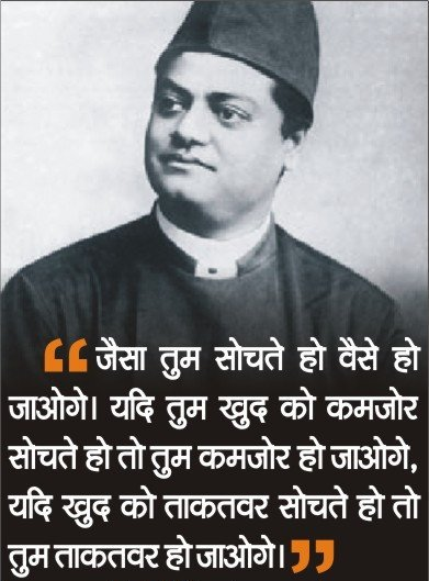 Vivekanand motivational quotes