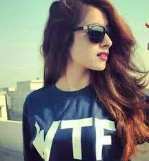 dp attitude girl