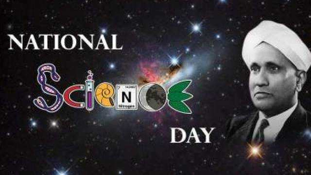 National Science Day greetings