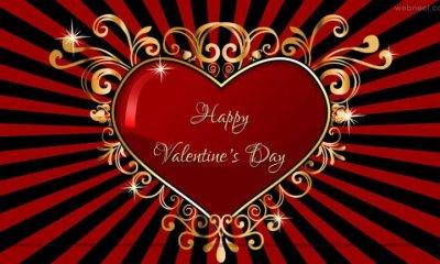 Valentine day status