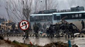 Pulwama attack video