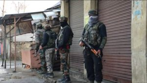 Pulwama attack force
