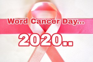 world cancer day messages