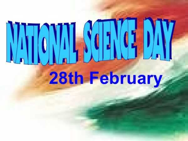 national science day celebration in school