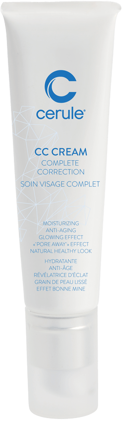 CC Cream complete cleansing cerule