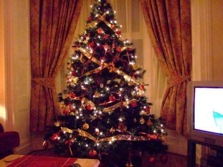 christmas-tree-decoration-house